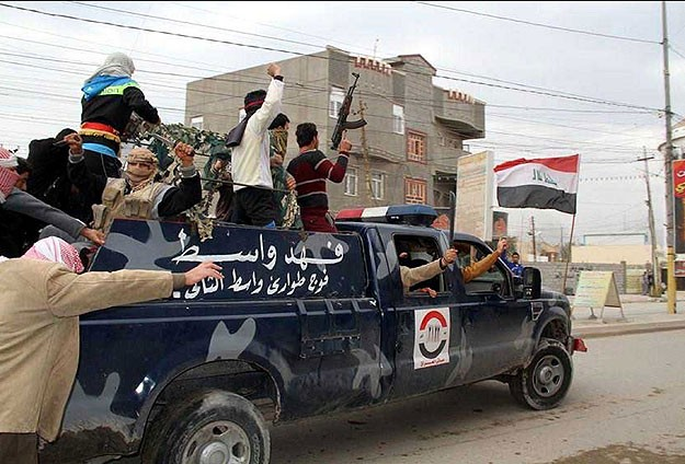 Shia leader urges Baghdad not to open anti-ISIL fronts