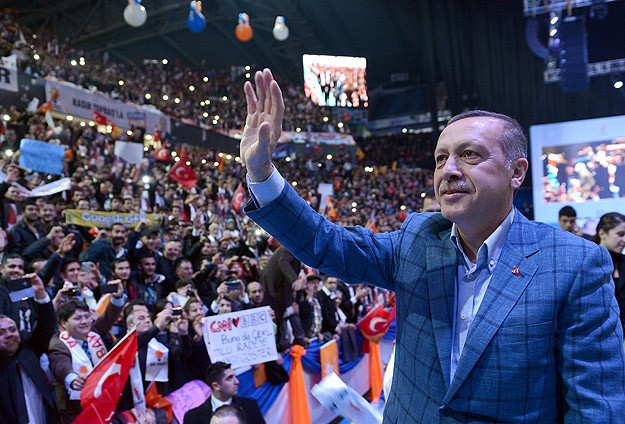 Turkey's Armenians suggest Erdogan for Nobel Prize