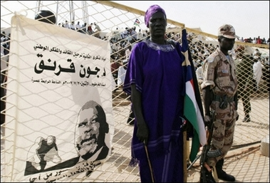 Sudan urges annulment of UNSC Darfur resolution