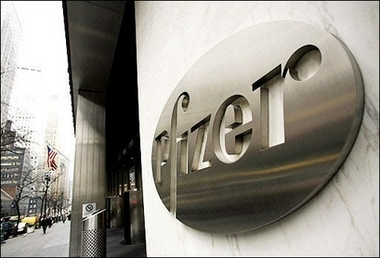 Pfizer drug effective in patients with rare lung cancer