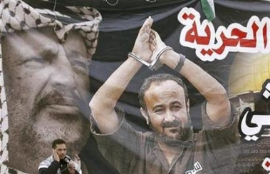 From his jail, Barghouti calls for backing Gaza