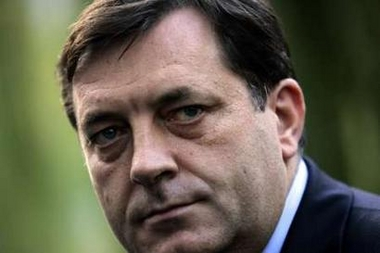 With an eye on Crimea, Bosnian Serb leader calls for confederation