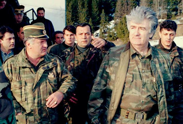 Karadzic to face The Hague for war crimes
