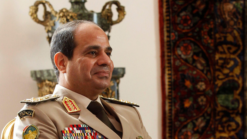 Egypt's Sisi issues decree widening scope of crackdown on opposition