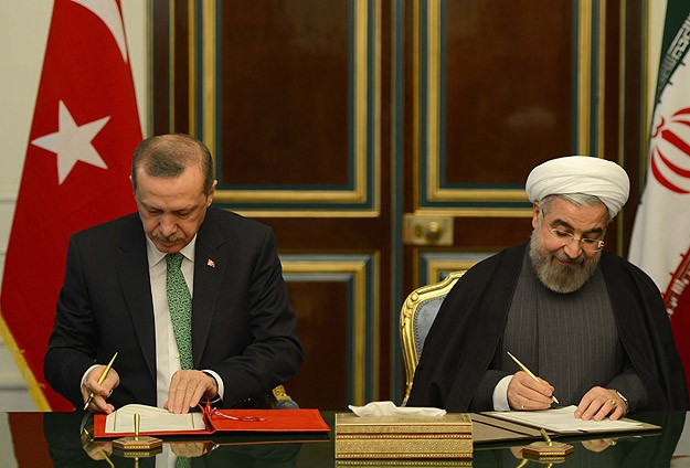 Turkey to review Iran's Syria policy with Rouhani
