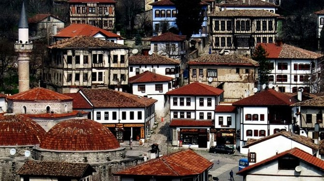 Turkey's Safranbolu holds its best-protected site title