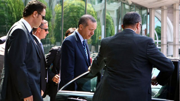 Turkey PM wants reformation of UN Security Council