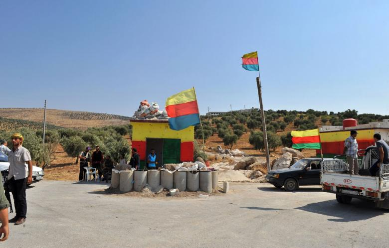 Syrian Kurds wage hunger strike to decry PYD violations
