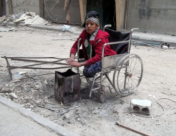 UN debates 'hunger as a weapon' in Syria