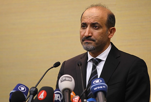 Syrian opposition leader to visit China
