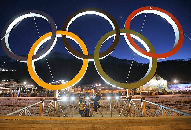 Sochi 2014 Winter Olympics begin on Friday