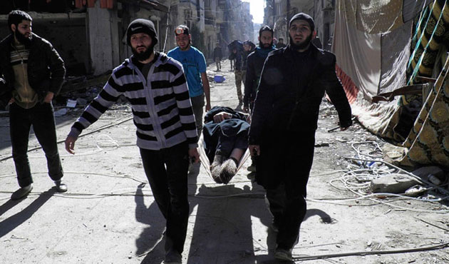 WHO says Syria approves medicine deliveries to Aleppo, other areas