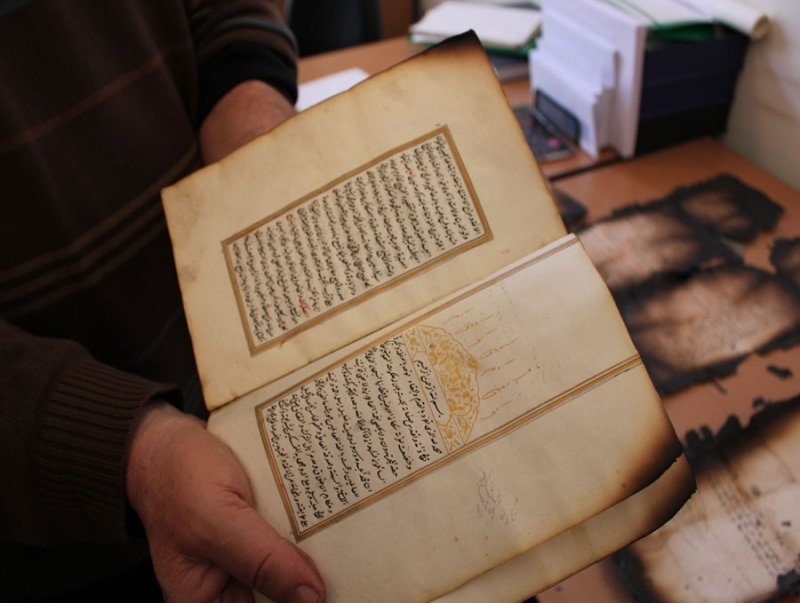 Turkey to help recover lost Bosnian archive files