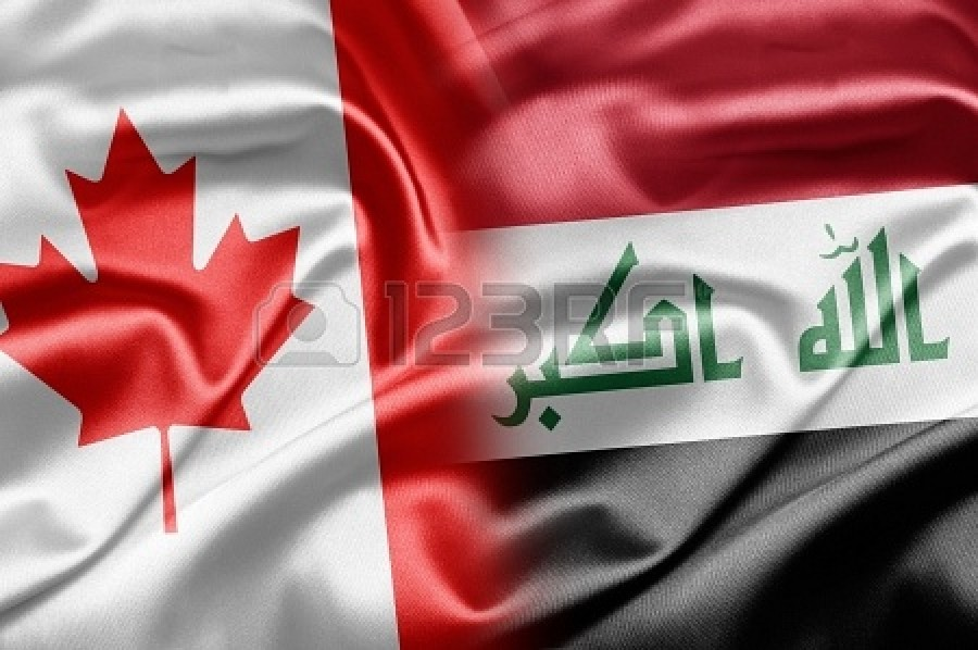 Canada opens first mission in Iraq in 25 years