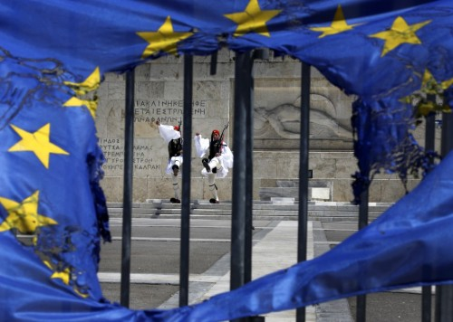 EU foreign ministers informal meeting launches in Athens