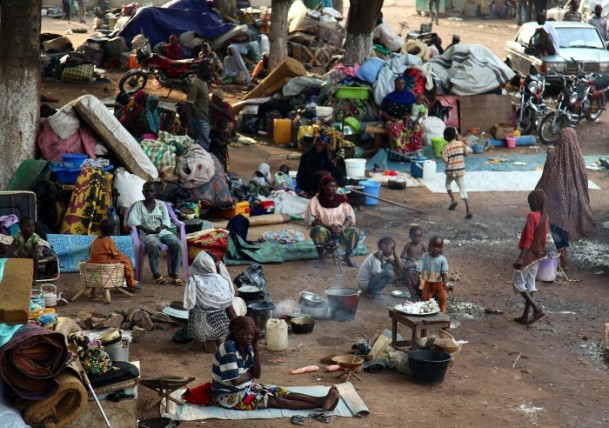 CAR gov't urged to evacuate Muslims from Bangui