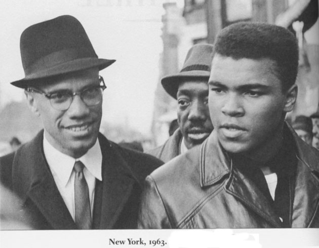 Hundreds gather in NY to commemorate Malcolm X