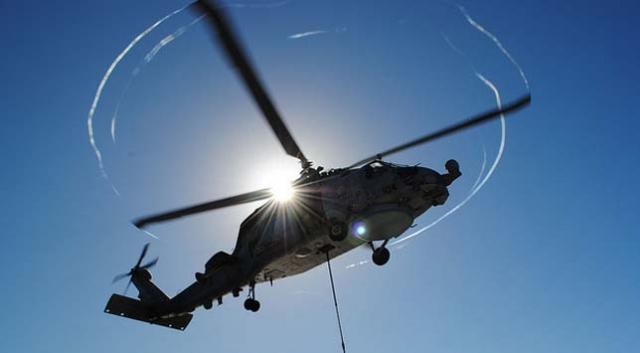 ISIL claims downing Iraqi military helicopter