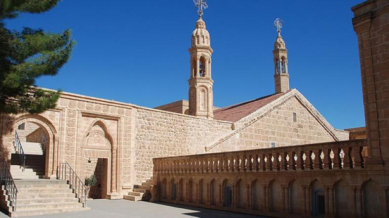 Turkey returns historic monastery to Syriac community