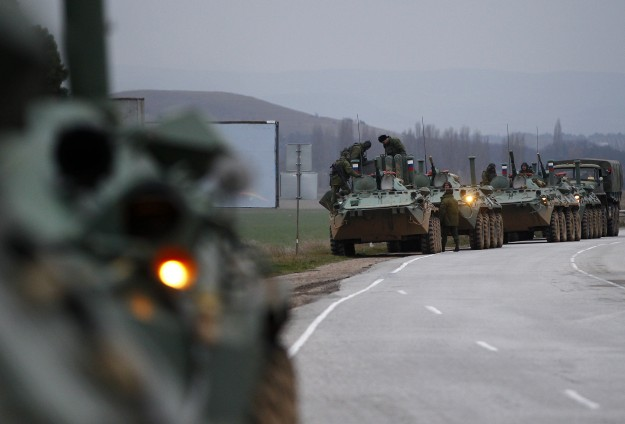 OSCE mission denied Crimea access