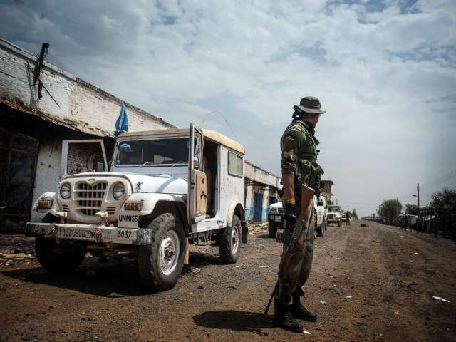 UN: China not yet deploying peacekeepers in South Sudan