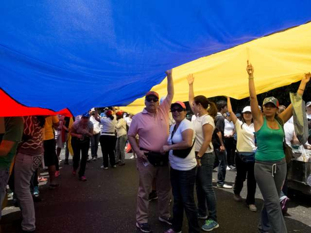 Venezuela releases protesters amid discontent over shortages