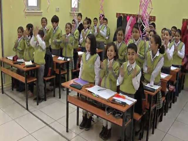 More than 60,000 Syrian children schooled in Turkey