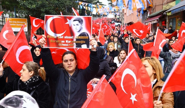 Turkey mourns death of youth killed in clashes-UPDATED 2