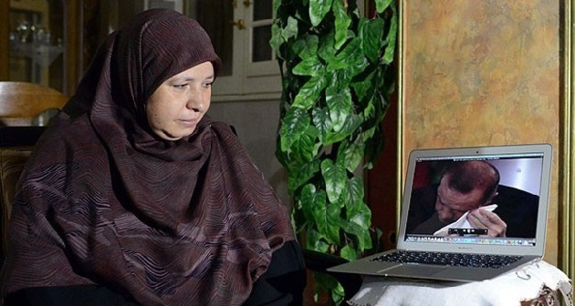 Mother of Asma Beltagy thanks Erdogan for his support