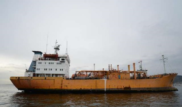 UN Security Council authorizes boarding Libya rebels' oil tankers