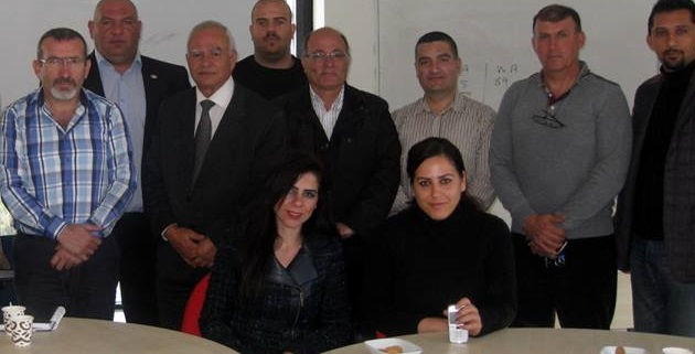Turkish Cypriots protest in defence national and religious rights