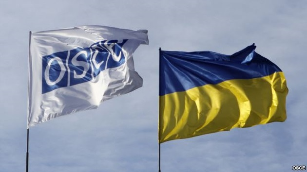 Russia invites OSCE monitors to Ukraine border crossings