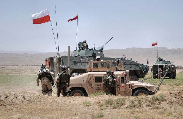 Poland to withdraw from Eurocorps force