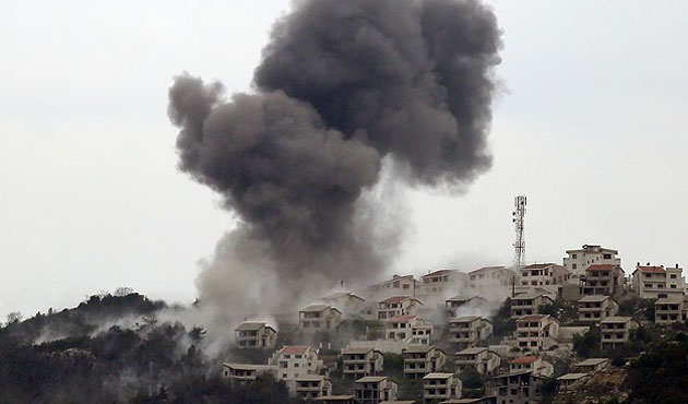 Assad's jets kills 15 in Latakia, Syria