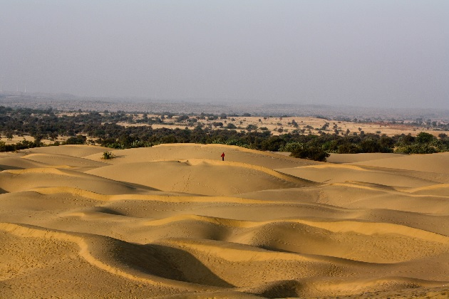 Islamic NGOs filling the aid gap in Pakistan's Thar desert