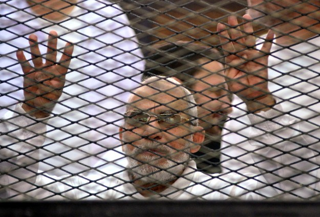 Egypt Brotherhood leader among 683 sentenced to death- UPDATED