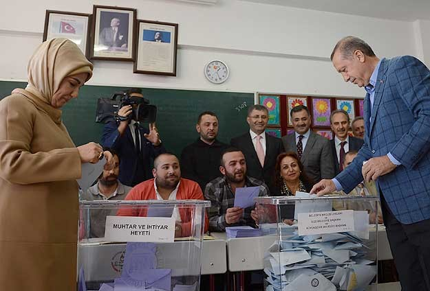 Polls closed in Turkey's municipal elections