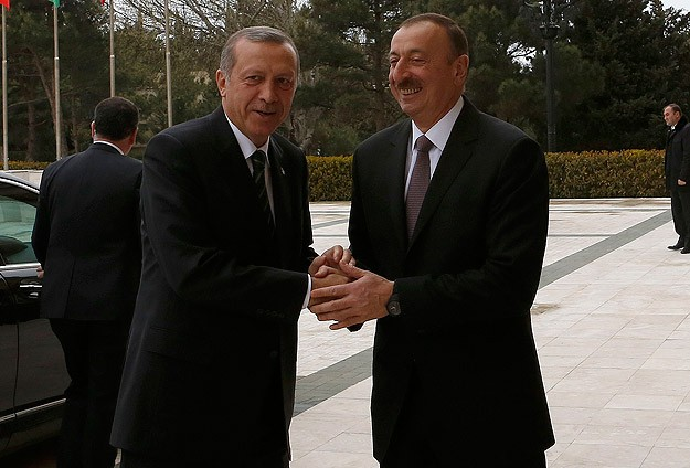 Azerbaijan 'supports Erdogan on Armenia claims'