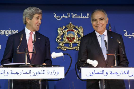 Kerry encourages Morocco on reforms