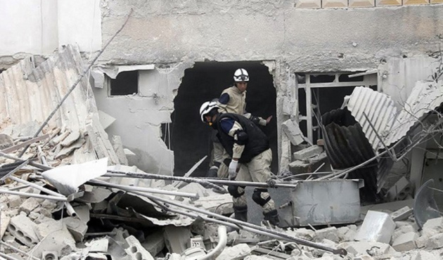 Syrian regime and rebels agree Aleppo ceasefire