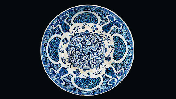 Rare Ottoman bowl breaks world record at auction