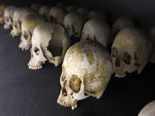 Genocide goes on globally despite international efforts