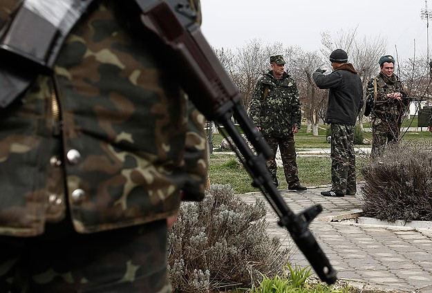 Six Ukraine soldiers die in eastern clashes with rebels