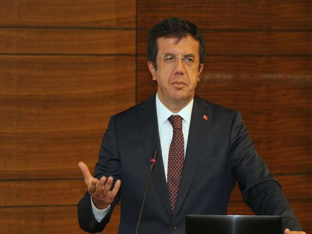 Turkey's economy minister hails relations with Qatar
