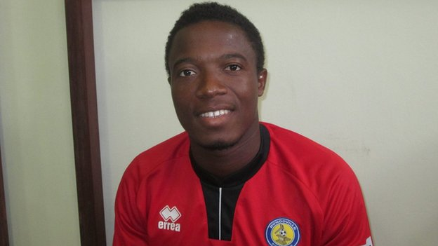 Goalkeeper dies after match accident in Gabon