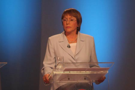 Chile´s president reshuffles Cabinet