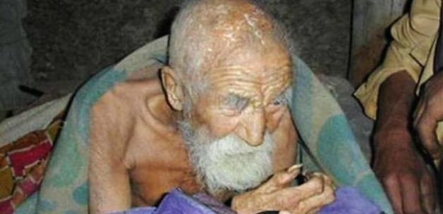 Indian man claims to be 179 years old