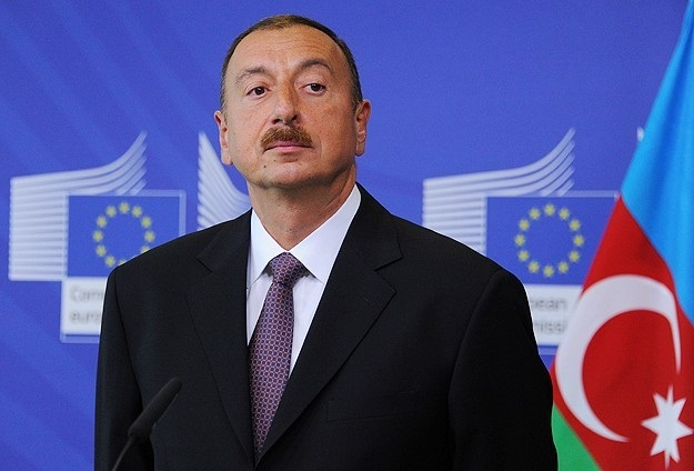 Azerbaijan president defends Turkey on Armenia issue