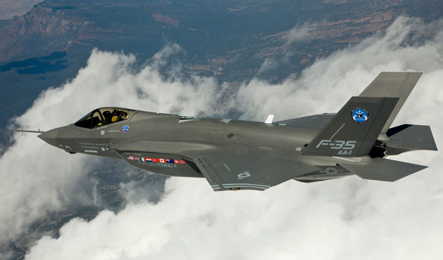 F-35 jets fail to beat Chinese and Russian radars
