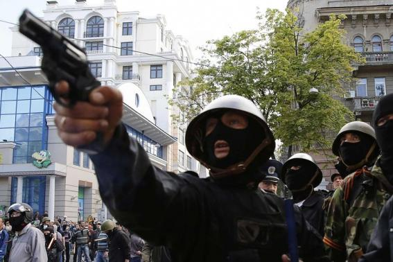 Deputy of ousted Ukraine leader beaten by mob in Odessa